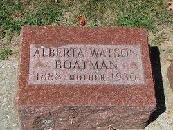 Alberta Watson-Boatman