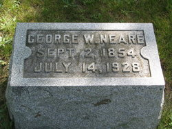 George Washington Neare