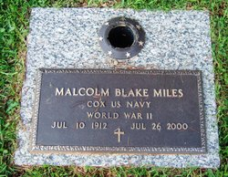 Malcolm Blake Miles