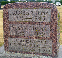 Sytske Susan <i>Riemersma</i> Adema
