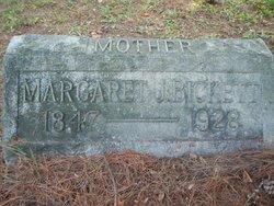 Margaret Jane Maggie <i>Stoops</i> Bickett