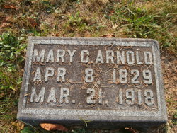 Mary Catherine <i>Connelly</i> Arnold