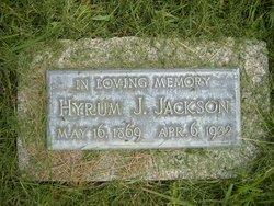 Hyrum J. Jackson
