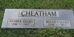 Andrew Delma Cheatham