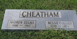 Bessie <i>Collier</i> Cheatham