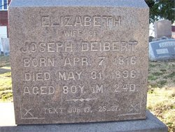 Elizabeth <i>Scheib</i> Deibert