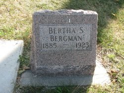 Bertha S. Bergman