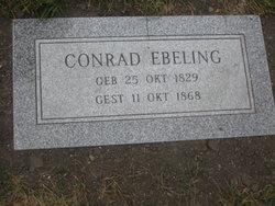 Conrad Ebeling
