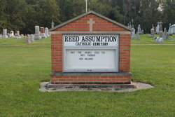 Reed Assumption Catholic Church Cemetery