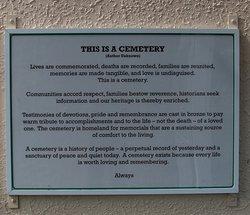 Stratford Cemetery