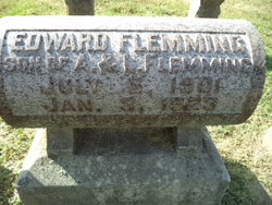 Edward Flemming
