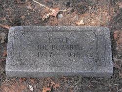 Joe Edward Bozarth