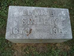 Emma Seymour <i>Butler</i> Snively