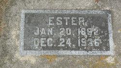 Ester Augusta Frieda <i>Buth</i> Buetow