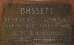 Susan A <i>Olson</i> Bassett