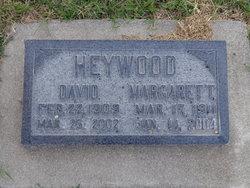Margaret <i>Taylor</i> Heywood