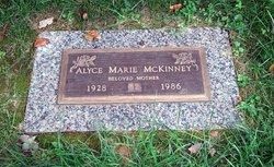 Alyce Marie McKinney