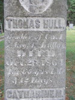 Thomas J Hull