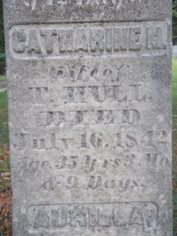 Catherine M <i>Grinnell</i> Hull