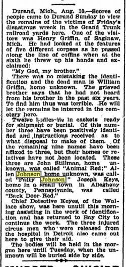 John Animal Red Stillman