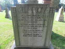 Mary <i>Traviss</i> Clancy