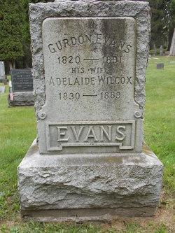 Gurdon Evans