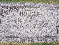 Holder T. Bud Payne