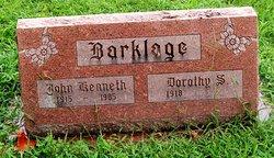 Dorothy <i>Short</i> Barklage