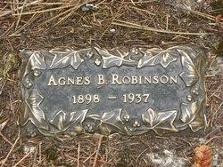 Agnes B. <i>Creedon</i> Robinson