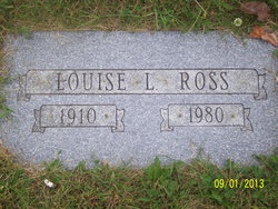 Louise Lucille <i>Synesael</i> Ross