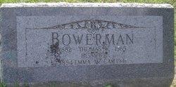 Emma <i>McCaw</i> Bowerman