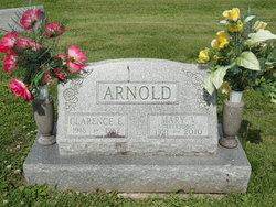 Mary V <i>Rowden</i> Arnold
