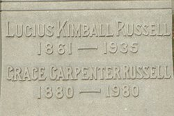 Grace <i>Carpenter</i> Russell