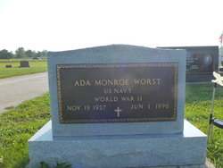 Ada Monroe Worst