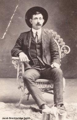 Jacob Breckinridge Jake Smith