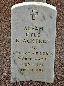 Alvar Kyle Blackerby