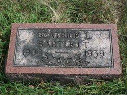 Beatrice Leona Bartlett