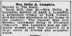 Delia <i>Simril</i> Lumpkin