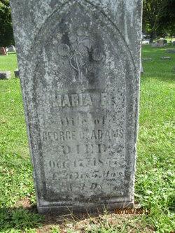Maria Frances <i>Beardsley</i> Adams