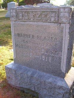 Martha Ann <i>Martin</i> Blazer