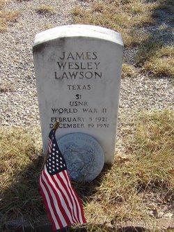 James Wesley Lawson