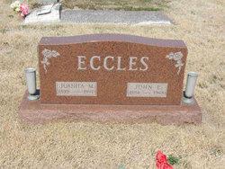 Juanita <i>Miller</i> Eccles
