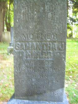 Samantha J. <i>Knapp</i> Gardner