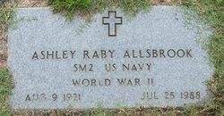 Ashley Raby Allsbrook