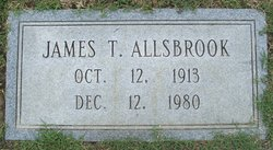 James Turner Allsbrook