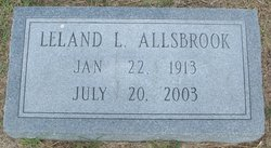 Leland Lawrence Allsbrook