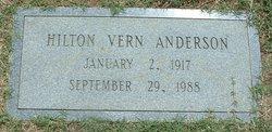 Hilton Vern Anderson