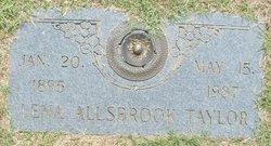 Lena Allsbrook <i>Cherry</i> Taylor