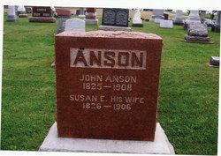 Susannah <i>Elkins</i> Anson