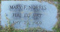 Mary Fletcher <i>Grainger</i> Norris